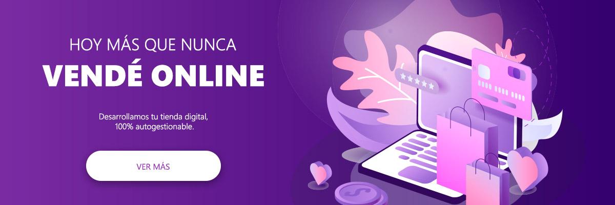 Spiral Digital Studio - Desarrollamos tu tienda ONLINE para que puedas vender tus productos por Internet aceptando tarjetas de crédito y débito.